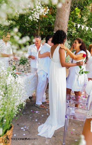 Costa Blanca Outdoor Wedding