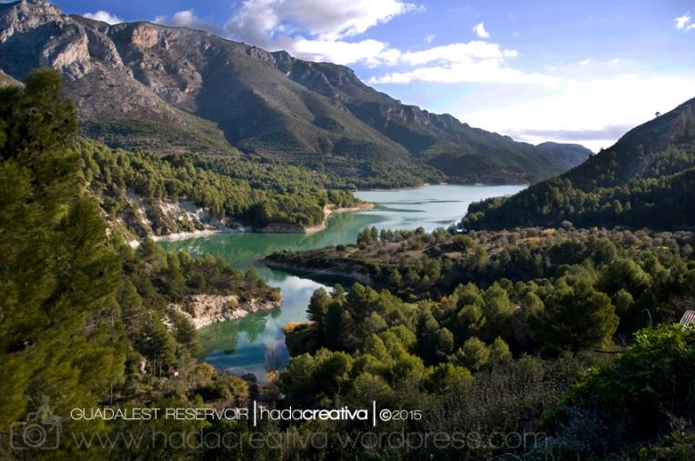 Guadalest Reservoir