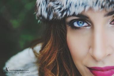 Winter Portrait Session