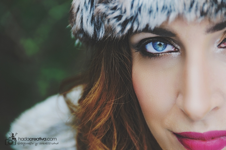 Winter Portrait Session