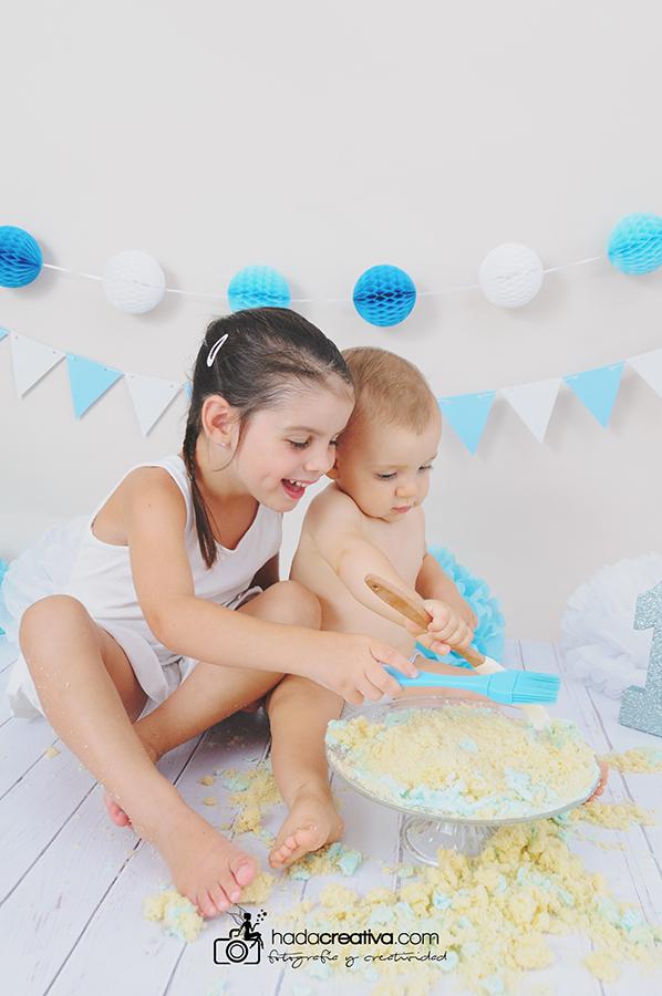 Sesion Fotos Cake Smash Denia Javea Moraira