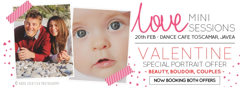 February Photo Shoot Offers