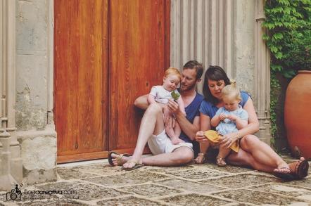 Sesión de Fotos en Familia Denia