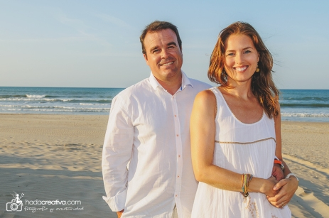 Beach Family Photoshoot Denia