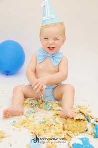 Cake Smash Session Moraira
