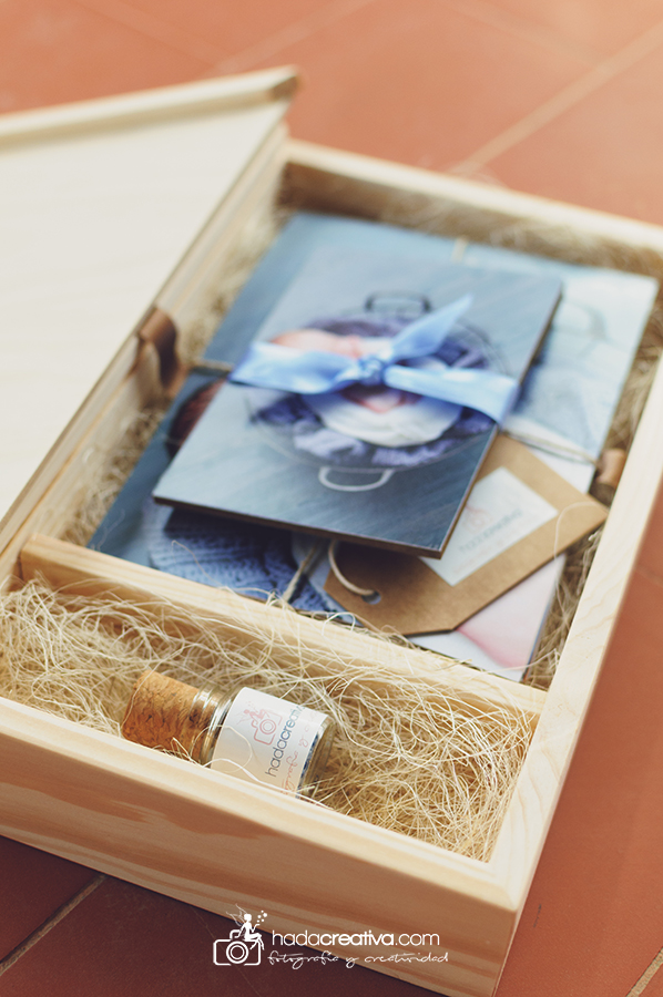 Wooden Keepsake Photo Boxes