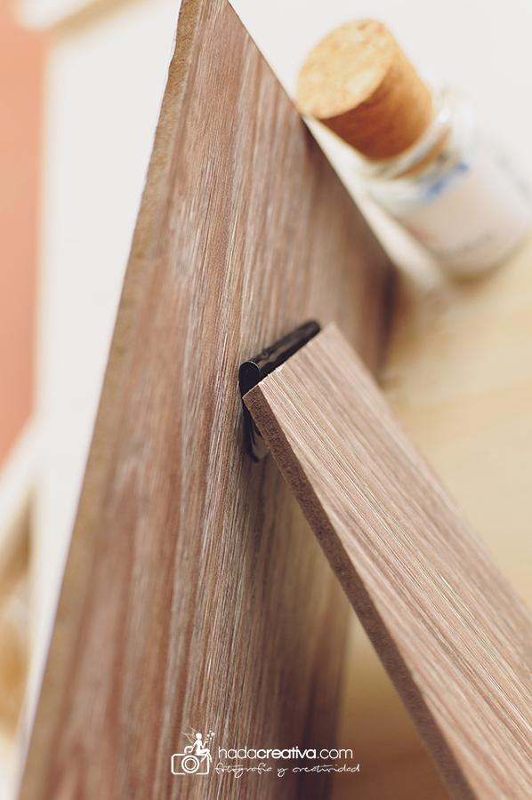Wooden Keepsake Photo Boxes