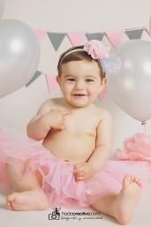 Fotografía Primer Cumpleaños Denia Javea Moraira