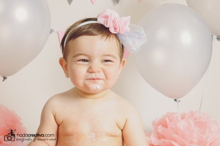 Cake Smash Photography Costa Blanca