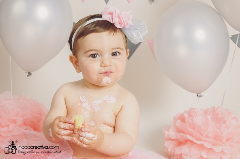 Cake Smash Photography Denia Javea Moraira