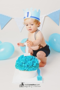 Cake Smash Session Denia Javea Moraira