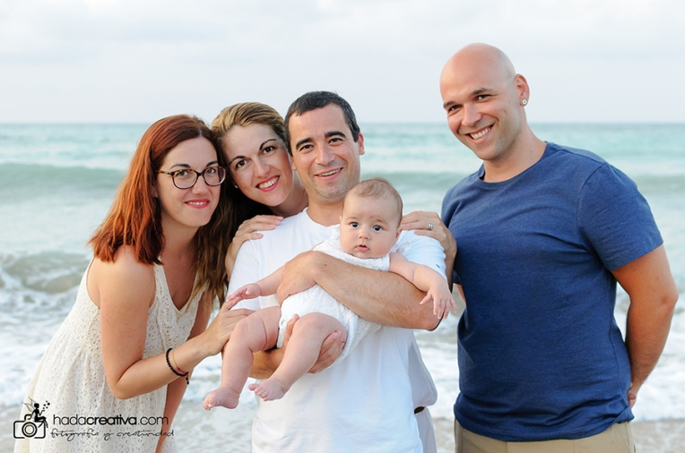 Family photographer Denia Javea Moraira