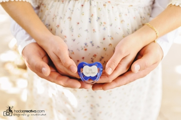 Maternity Shoot Denia Javea Moraira