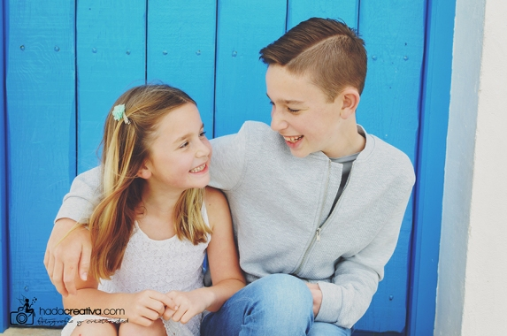 Sibling Mini Photo Shoot Javea Denia Moraira