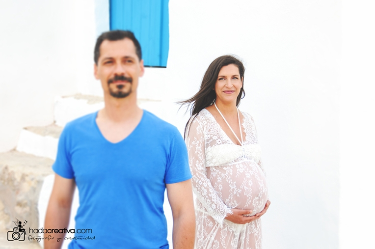 Sesion fotografica embarazo Denia Javea Moraira