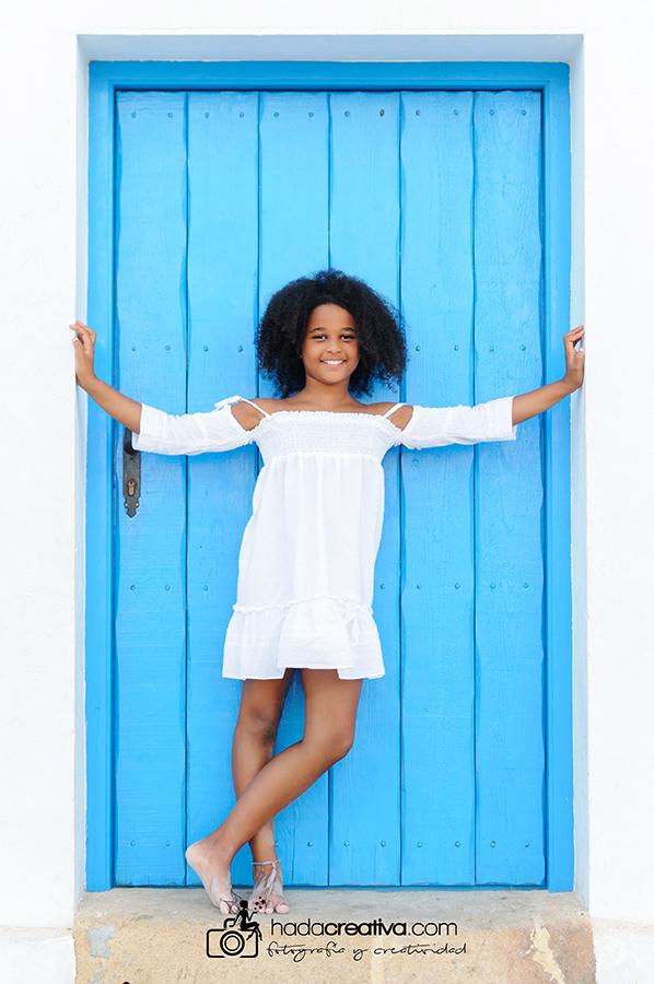 Child Model Photo Session Denia Javea Moraira