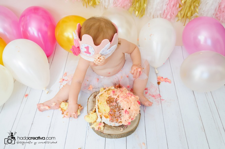 Cake Smash Photo Session Denia Javea Moraria Albir Alfaz de Pi