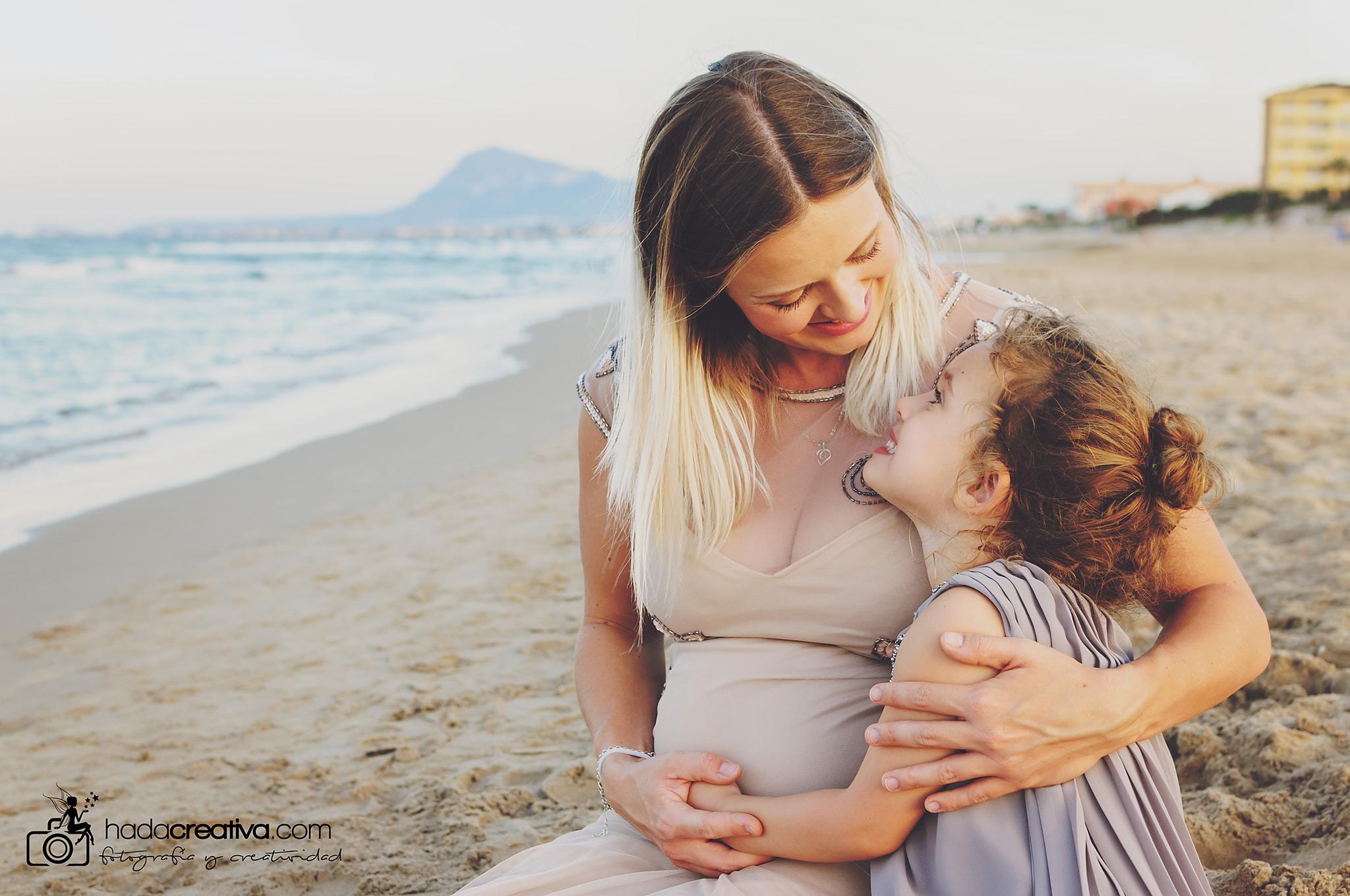 Maternity Photo session Denia Javea Moraira Altea