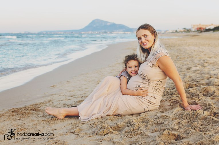 Maternity Photo session Denia Javea Moraira Altea
