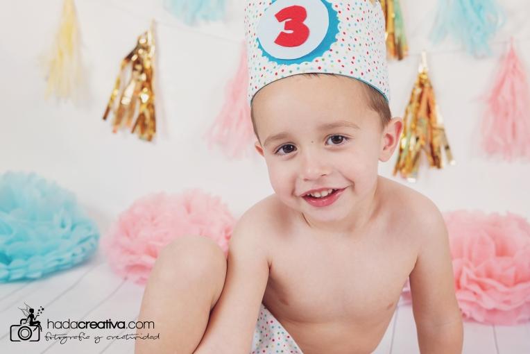 Cake Smash Denia Javea Moraira