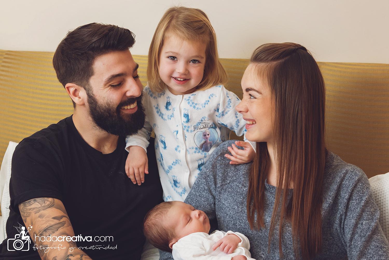 Newborn Photo Shoot Javea Denia Moraira